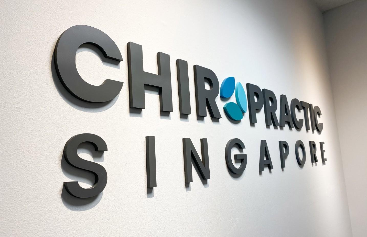 Chiropractic Singapore